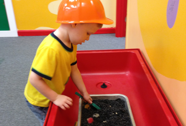 boy playing discovery   Whiz Kids Play Zone & Party Place - Naples, Florida
