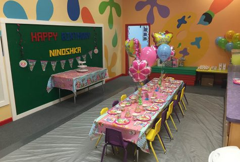 girls birthday party | Whiz Kids Play Zone & Party Place - Naples, Florida
