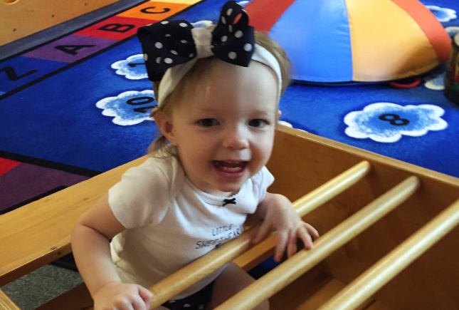 girl rocking in boat   Whiz Kids Play Zone & Party Place - Naples, Florida