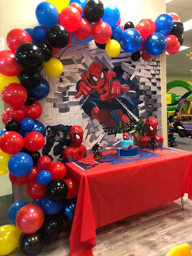 Spiderman Kids Party | Whiz Kids Play Zone & Party Place - Naples, Florida