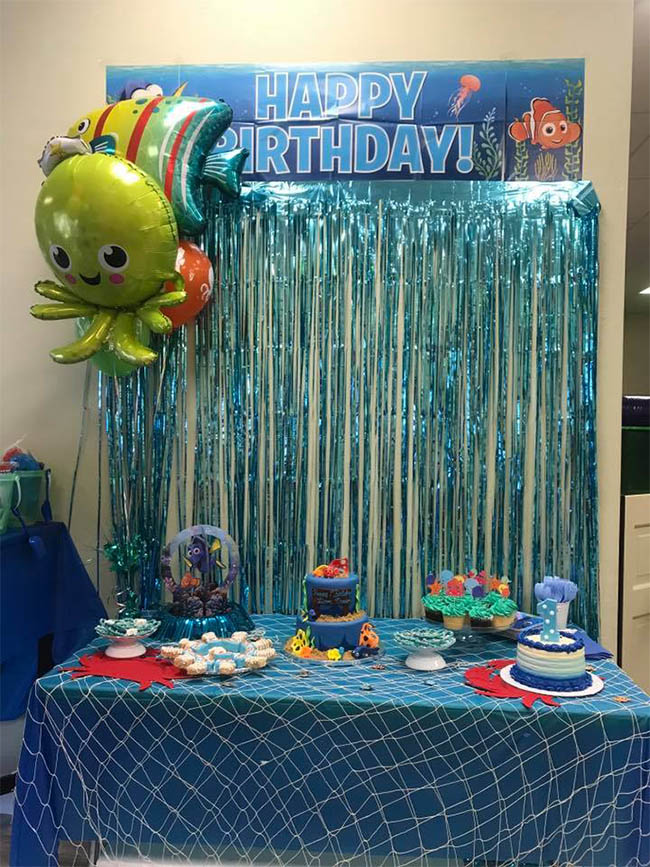 Underwater Sea Kids Party | Whiz Kids Play Zone & Party Place - Naples, Florida