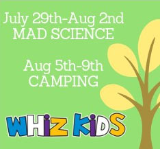 Mad Science - Summer Camp 2019 | Whiz Kids Naples